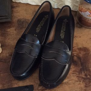 Like new condition Eastland loafers.